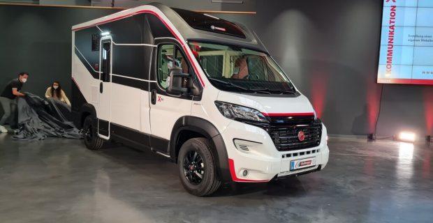 Vorstellung Challenger Combo X 150: Agiler Van mit Womo-Komfort