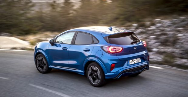 Fahrbericht Ford Puma 1.0 Hybrid: Nicht immer geschmeidig wie eine Raubkatze