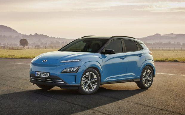 Neuer Hyundai Kona Elektro und Kona Hybrid bestellbar