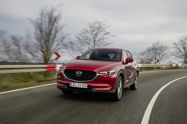 Fahrvorstellung Mazda CX-5: Die inneren Werte zählen