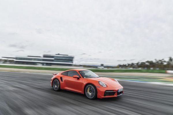 Fahrvorstellung Porsche 911 Turbo: Noch immer Platzhirsch