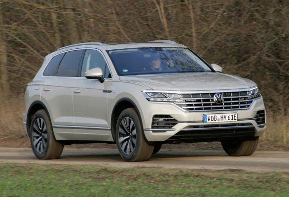 Fahrbericht VW Touareg e-Hybrid: Dickschiff mit Doppelherz
