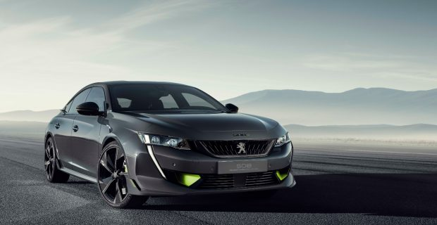 Luxus auf Französisch: der neue Peugeot 508 PSE