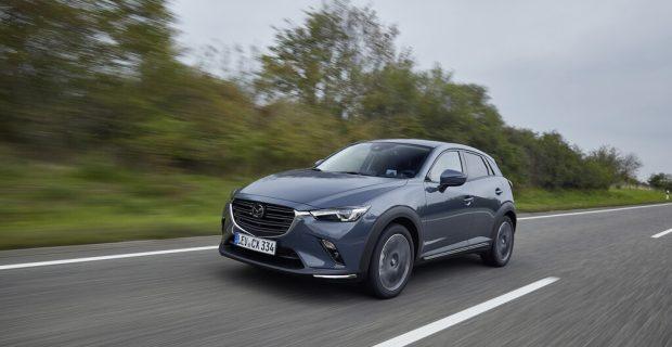Fahrbericht Mazda CX-3: Auf sich allein gestellt