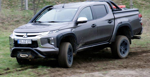 Fahrbericht Mitsubishi L200 Off Road: Auf ins Abenteuer