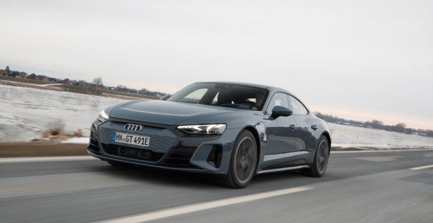 Fahrvorstellung Audi e-Tron GT: Der neue Stolz der Audianer