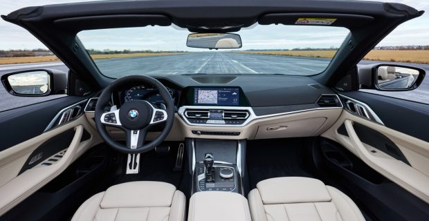BMW M440 Cabrio