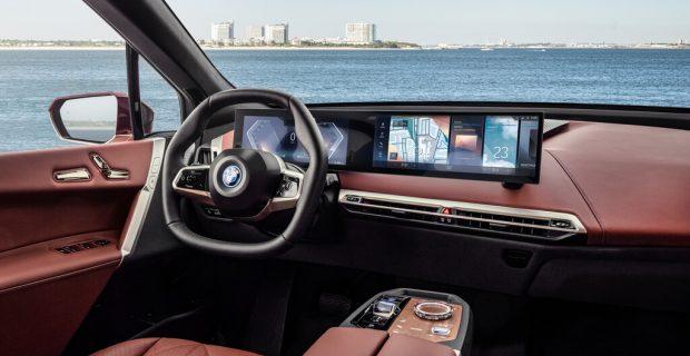 BMW iX x-Drive50