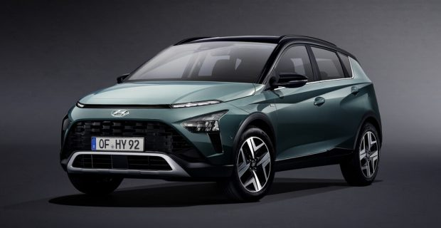 Zum Kona gesellt sich der Hyundai Bayon