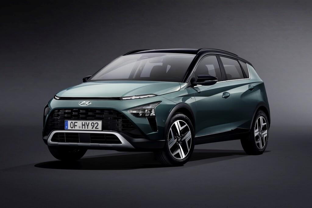 Hyundai Bayon.