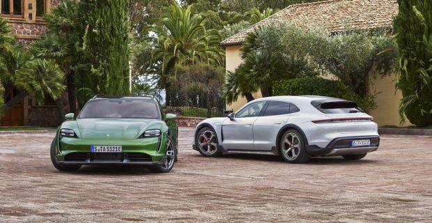 Porsche Taycan Cross Turismo: Taschenmesser für die Luxusvilla