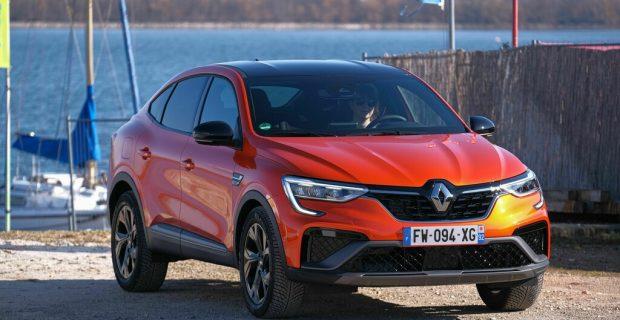 Fahrvorstellung Renault Arkana: Ein Hybrid zwischen zwei Welten