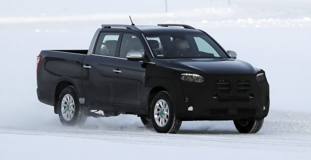 Ssangyong-Musso-Facelift