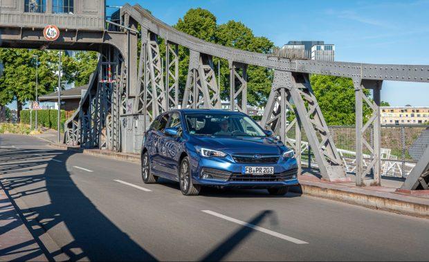 Subaru Impreza e-Boxer: Unauffälliger Wegbegleiter