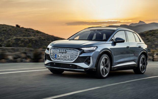 Vorstellung Audi Q4 e-Tron: Einstieg in die Ingolstädter Elektro-Klasse