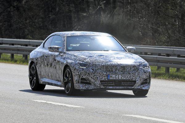 Neues BMW 2er Coupé kommt