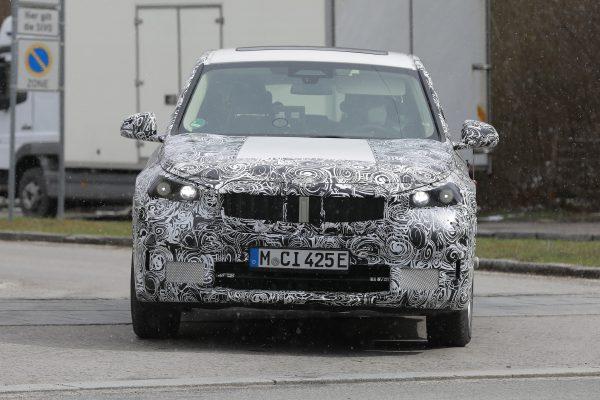 Neuer BMW X1 ist offensichtlich in Entwicklung