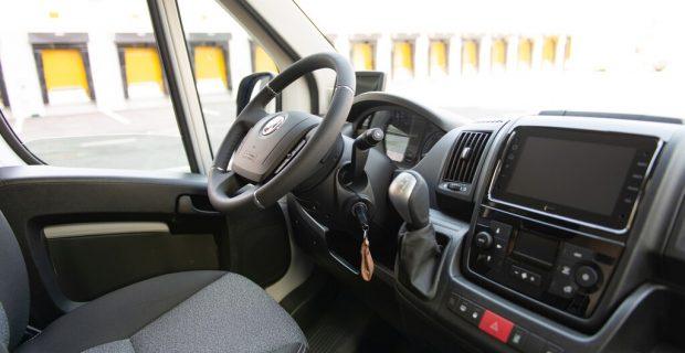 Fiat E-Ducato