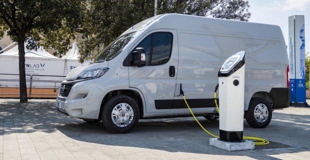 Vorstellung Fiat E-Ducato: Elektrifizierung eines Bestsellers