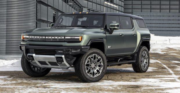 GMC Hummer EV: Comeback als Elektro-Monster