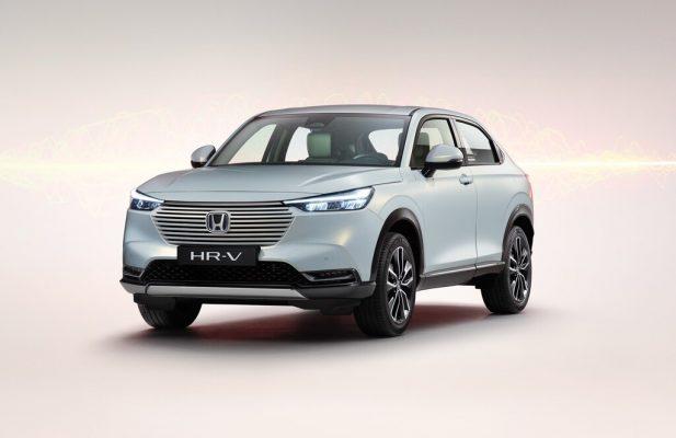 Vorstellung Honda HR-V: Nächste Generation nur als Hybrid