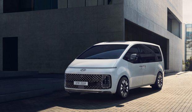 Hyundai Staria kommt Mitte des Jahres