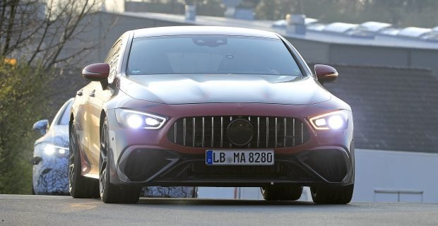 Mercedes-AMG GT 4-door Facelift 001-min