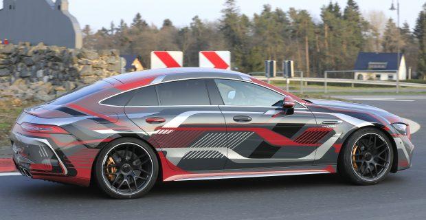 Mercedes-AMG GT 4-door Facelift