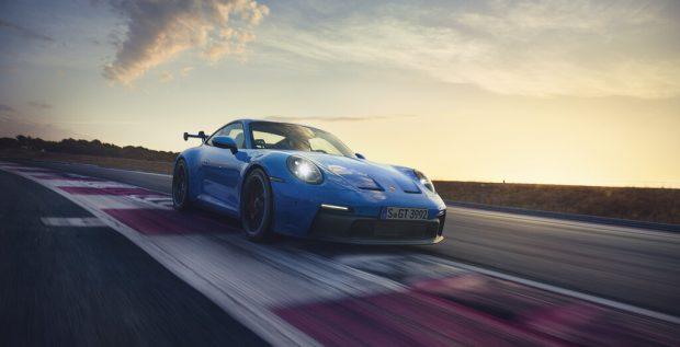 Fahrbericht Porsche 911 GT3: Der Straßenrennwagen