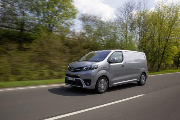 Fahrbericht Toyota Proace Electric: Der leise Gehilfe