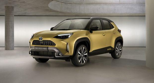 Toyota Yaris Cross ist reservierbar