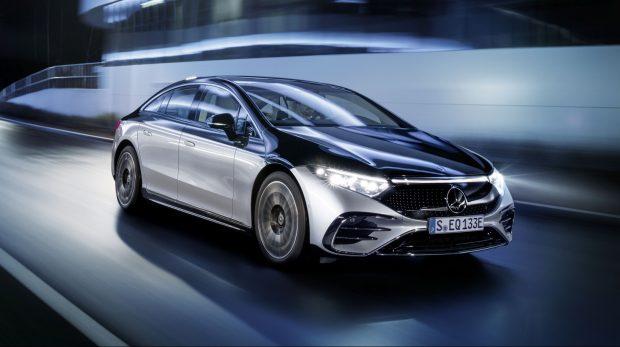Vorstellung Mercedes EQS: Das Imperium summt zurück