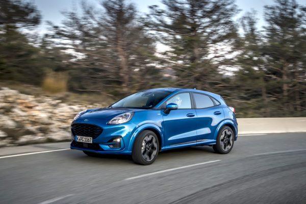 Praxistest Ford Puma 1.0 Ecoboost Hybrid: Stimmiges Gesamtpaket
