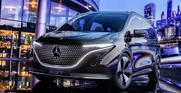 Mercedes Concept EQT.