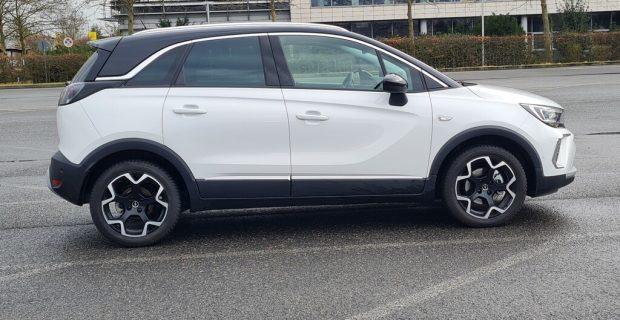 Opel Crossland.