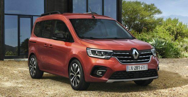 Neuer Renault Kangoo startet ab 23.800 Euro