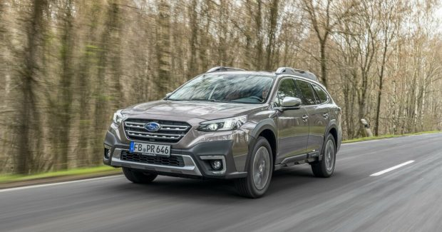 Fahrbericht Subaru Outback: Boxer ohne Saft