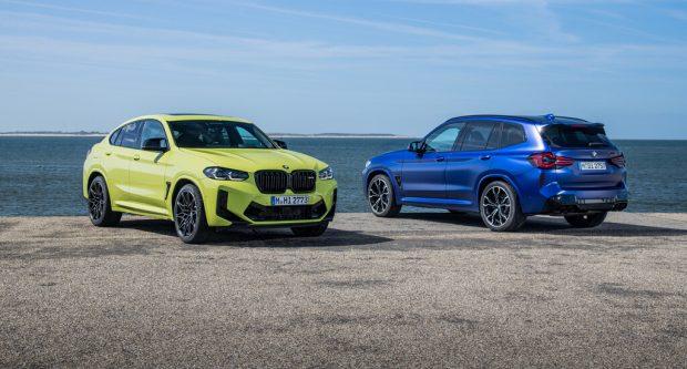 BMW aktualisiert den X3 und X4
