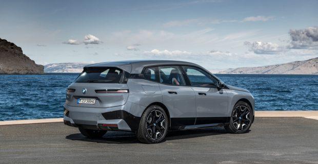 BMW iX x-Drive 50
