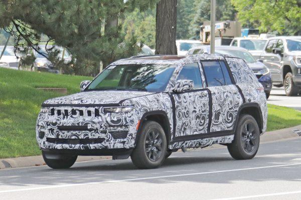 Jeep Grand Cherokee Plug-in-Hybrid