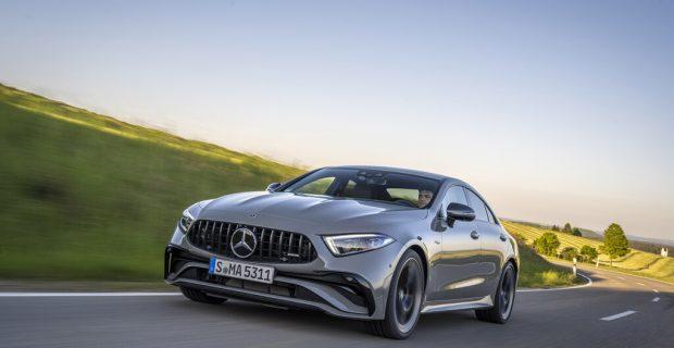 Fahrbericht: Der Mercedes-AMG CLS 53 – schön und souverän