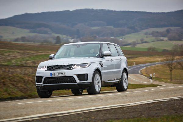 Fahrbericht Range Rover Velar: Never change a winning team