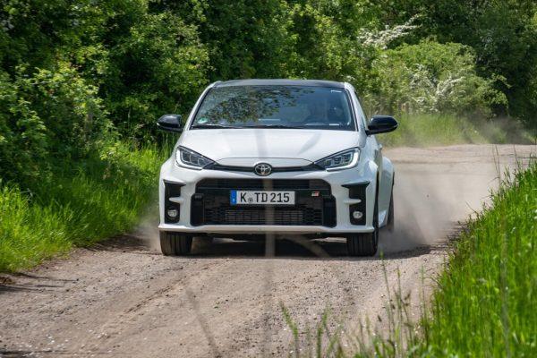 Praxistest Toyota Yaris GR Four: Der Zweitwagen für den Profi