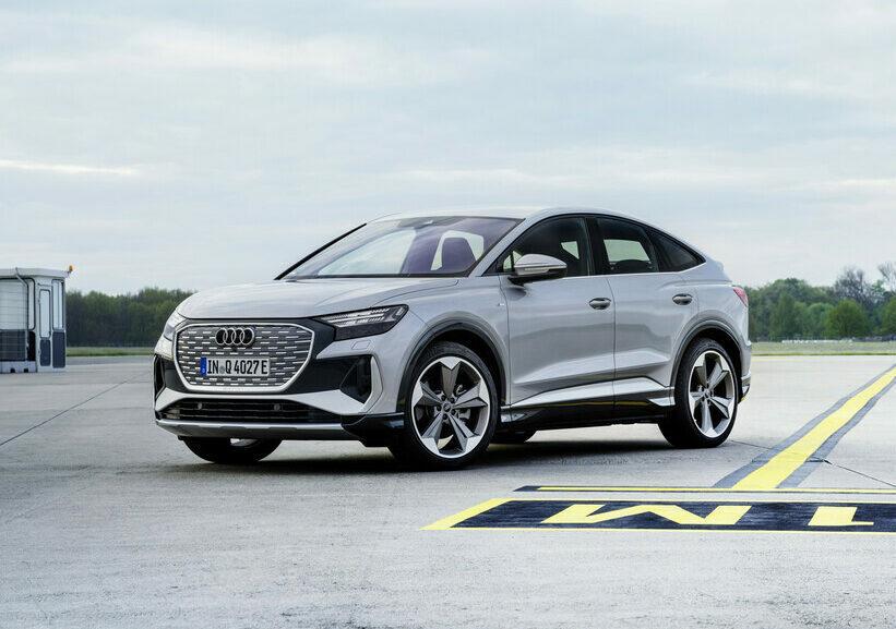 Audi Q4 e-Tron Sporback