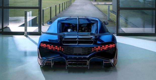 Der letzte von 40 Bugatti Divo verlässt das Ateli