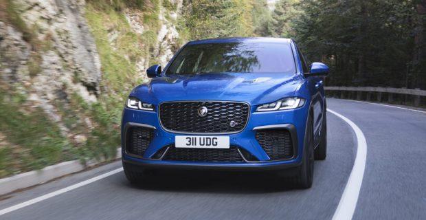 Fahrbericht Jaguar F-Pace SVR: Wenn reichlich noch nicht genug ist…