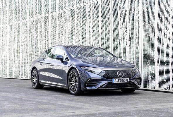 Vorstellung Mercedes-Benz EQS: Das beste Auto der Parallelwelt