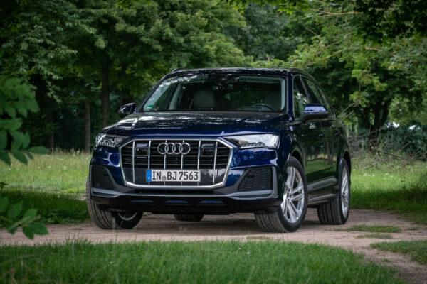 Praxistest Audi Q7 50 TDI Quattro: Ruhiges Reisen ohne Schnörkel