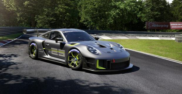 Porsche GT 2 RS Clubsport 25
