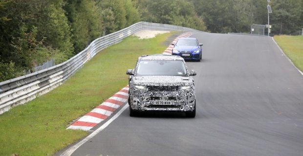 Range Rover Sport SVR 001